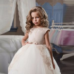 Princess Bridesmaid dress