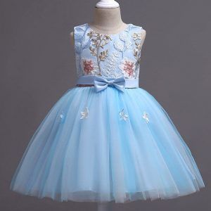 Princess nature dress fro weddings and tea parties